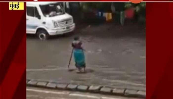 Mumbai,Matunga Real Hero Kanta Murti Who Help Mumbikars In Water Logging