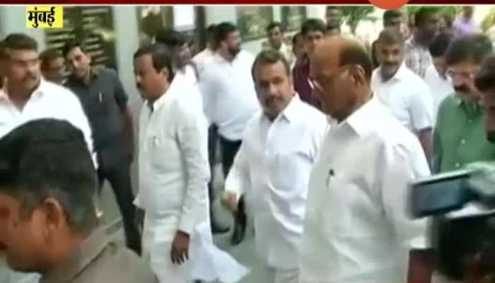 Mumbai NCP Chief Sharad Pawar Intervain Sushant Singh Rajput Case After Parth Pawar Tweet