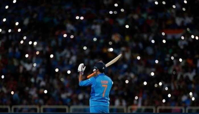 'कॅप्टन कूल'चा आंतरराष्ट्रीय क्रिकेटला अलविदा, धोनीची निवृत्तीची घोषणा