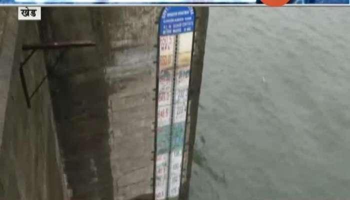 Pune,Chaskaman Dam Water Level Increase