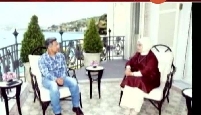 Aamir Khan Getting Troll After Meeting Turkey First Lady