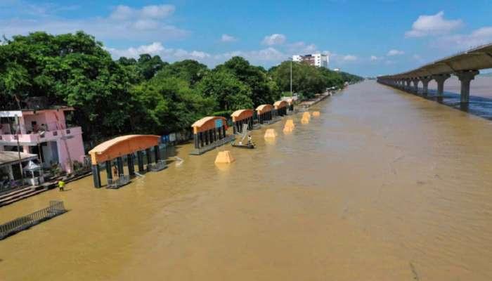 बिहार, आसाममध्ये पुरामुळे हाहाकार; लाखो हेक्टर शेती पाण्याखाली