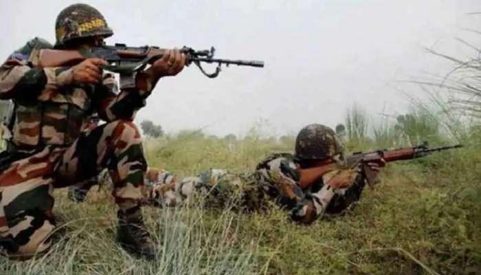 जम्मू-काश्मीर : सुरक्षादल आणि दहशतवाद्यांमध्ये चकमक, ३ दहशतवादी ठार