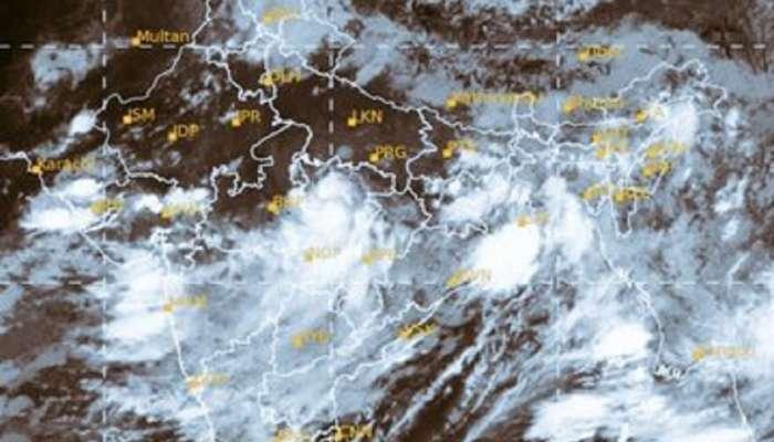 येत्या २४ तासांत मुंबई आणि कोकणात मुसळधार पावसाचा अंदाज