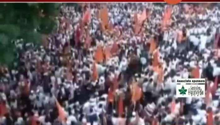 Mumbai Congress Sopkeperson Sachin Sawant Critics On Vinayak Mete On Maratha Reservation Issue