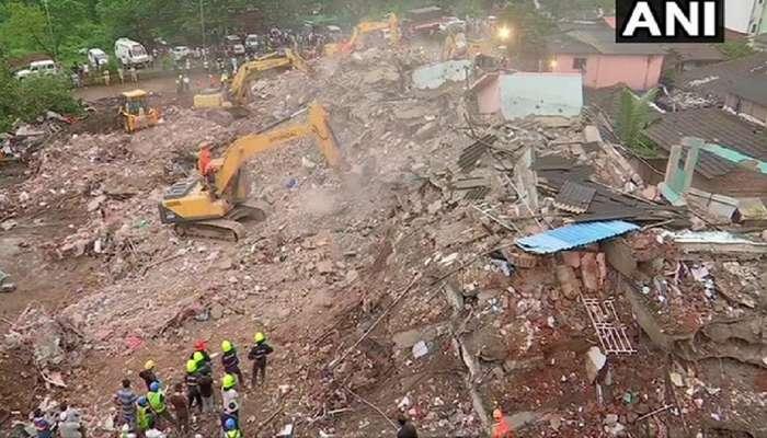 महाड इमारत दुर्घटना : बिल्डर, शासकीय अधिकारी प्राथमिक चौकशीत दोषी
