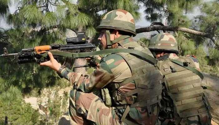 जम्मू-काश्मीर : चार दहशतवाद्यांना ठार करण्यात लष्कराला मोठे यश