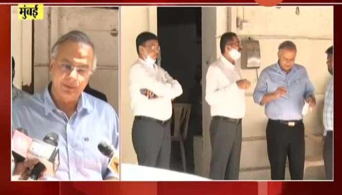 Mumbai Adani Company_s CEO Meet Raj Thackeray