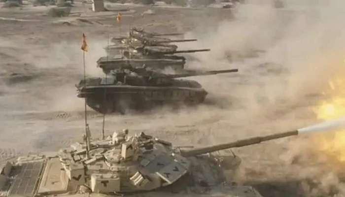 भारत-चीन तणावादरम्यान भारतीय सैन्य कॉम्बेट गाड्यांमध्ये नाईट व्हिजन करणार अपग्रेड