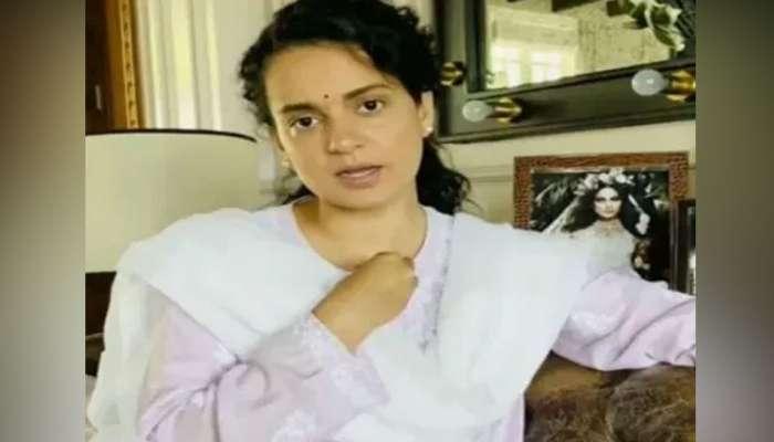 कंगना रनौत हिचे मुंबई पोलीस, राज्याच्या गृहमंत्र्यांना पुन्हा खुले आव्हान
