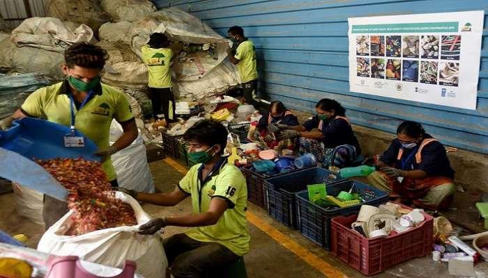 प्लास्टिक वेस्ट मॅनेजमेंट मॉडेलची मुंबईत यशस्वी अंमलबजावणी