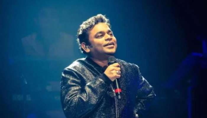 संगीतकार ए आर रहमान यांच्यावर कोटींच्या टॅक्स चोरीचा आरोप; नोटीस जारी