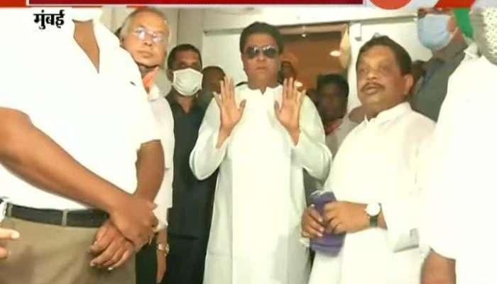 Mumbai Auto Rikshaw Driver Meet MNS Raj Thackeray