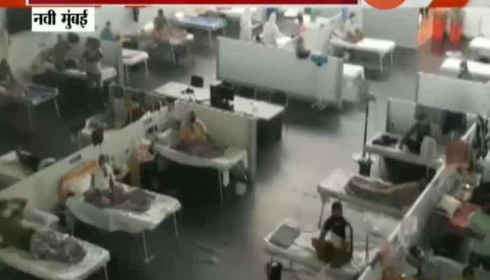 Navi Mumbai Opposition Leader Criticise Mahapalikas Jumbo Covid Center As Shortage Of Staff And Beds