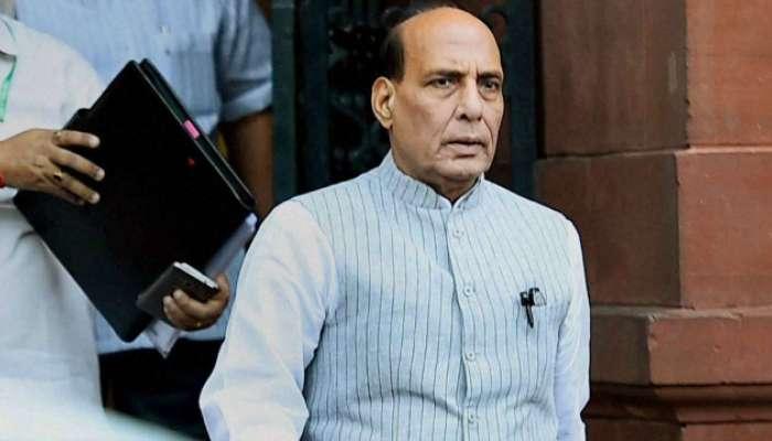 भारत-चीन तणाव: संरक्षणमंत्री राजनाथ सिंह उद्या राज्यसभेत देणार माहिती