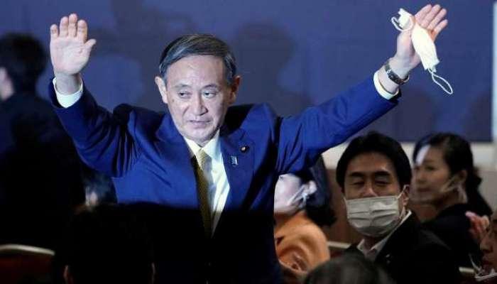 जपानचे ९९ वे पंतप्रधान योशिहिदे सुमा यांच्यापुढे ही असतील आव्हानं