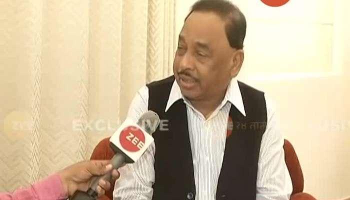Narayan Rane Exclusive On Maratha Reservation 17 September 2020