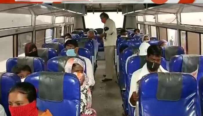 Aurangabad MSRTC ST Buses To Run With Full Passenger Capacity