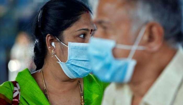 बाप रे... गेल्या २४ तासांत कोरोनाचे ९६,४२४ रुग्ण वाढले; ११७४ जणांचा मृत्यू