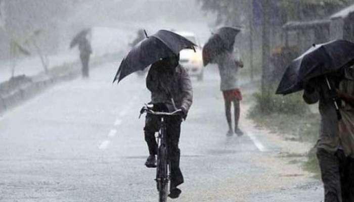 राज्यात जोरदार पाऊस; कोकणसह मध्य महाराष्ट्र, मराठवाड्यात पावसाची शक्यता