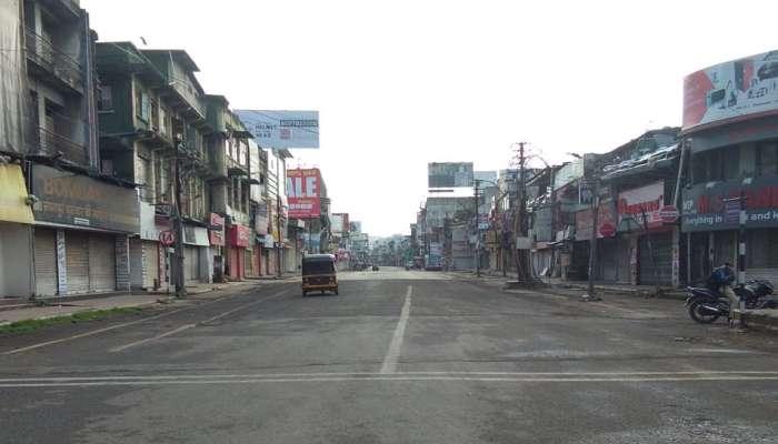 कोरोनाचे संकट । नागपूरमध्ये आजपासून जनता कर्फ्यू
