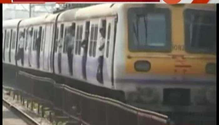 Mumbai MNS Leader Sandip Deshpande Give Letter To Railway