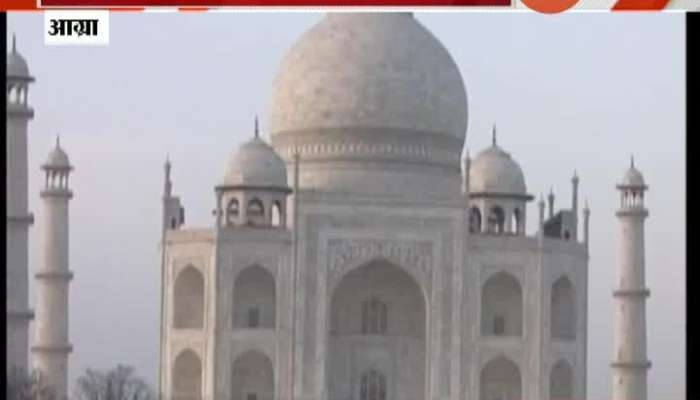 Agra Taj Mahal Opened For Tourist After Six Months Of Lockdown