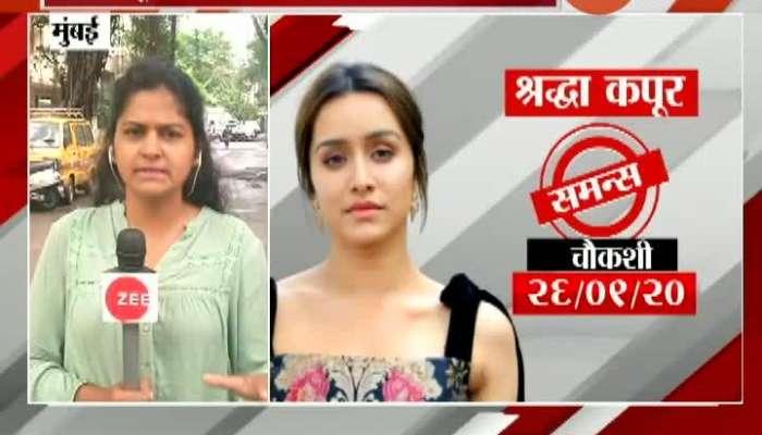 Mumbai SSR Case Drug Connection NCB Summons To Deepika Padukone,Shradha Kapoor,Sara Ali Khan