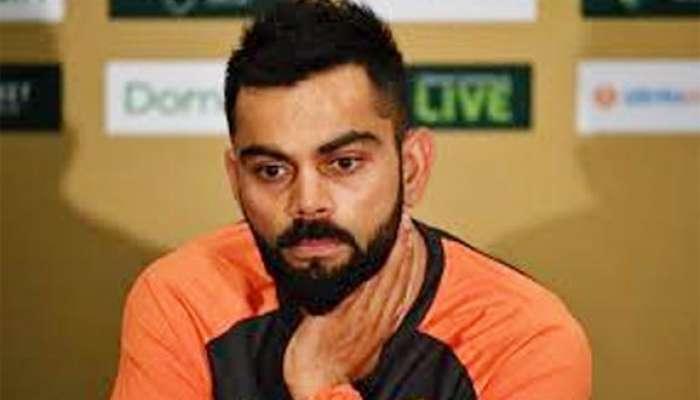IPL 2020 : 'त्या' चुकीमुळं विराटला तब्बल १२ लाखांचा दंड