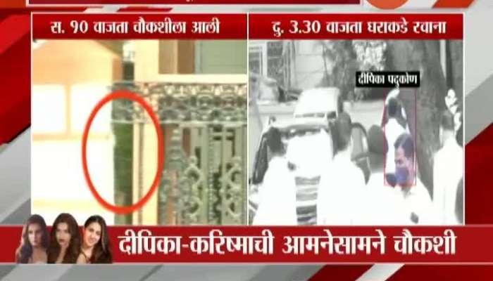 Mumbai SSR Case Bollywood Drugs Connection Dipika Padukone,Shadha Kapoor And Sara Ali Khan Refuse To Intake Drugs
