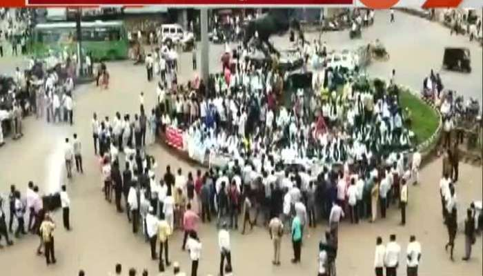 Maharashtra NCP And Congress Oppose Farm Bill Where Shiv Sena Showing Of Opposing Or Accepting