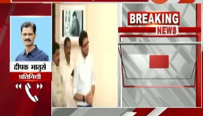 Mumbai Shivsena MLA Aditya Thackeray Indicated That The Train Will Start In October