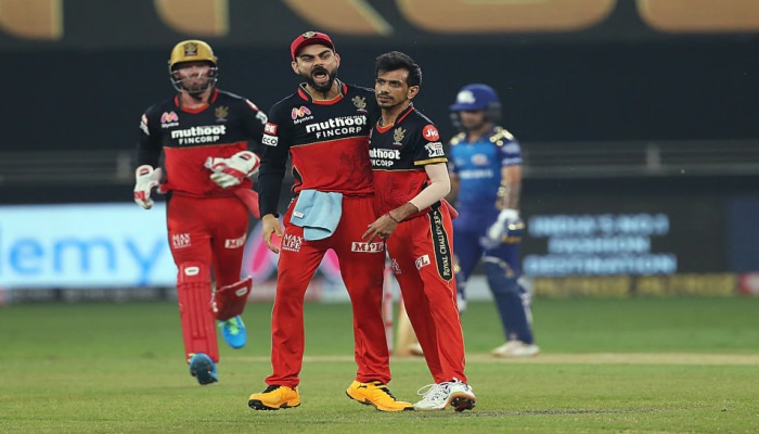IPL 2020 : सुपर से उपर! अटीतटीच्या सामन्यात बंगळुरूची मुंबईवर मात