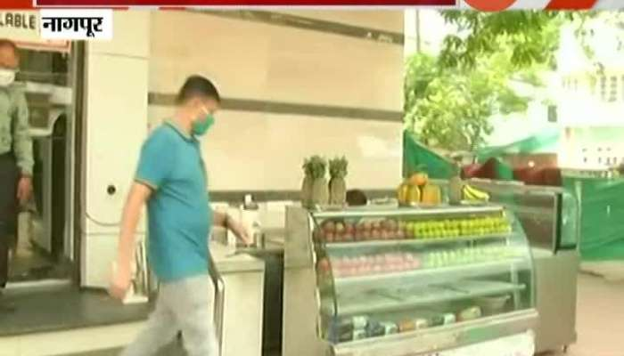 Nagpur Hotels And Restaurant Opens Up With New Guidelines After Six Months Of Lockdown
