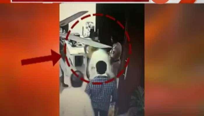 Nagpur Lakadganj Police Beating Advocate Ankita Shah In Police Station