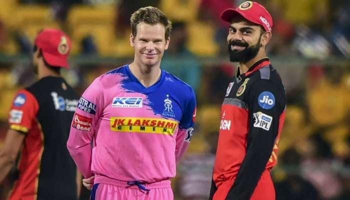 IPL 2020 : राजस्थानपुढे आज बंगळुरुचं तगडं आव्हान