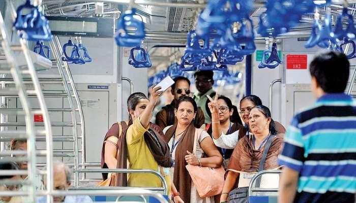 राज्य सरकारच्या परिपत्रकाला रेल्वेचा प्रतिसाद नाही, महिलांचा लोकल प्रवास मुहूर्त हुकला
