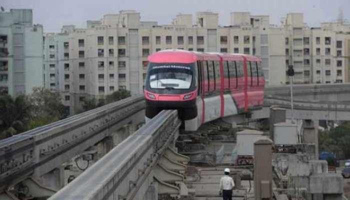 आली रेsss! मोनो रेल पुन्हा मुंबईकरांच्या सेवेत