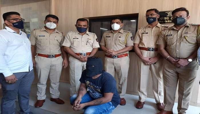 चोराने दिली स्वत:च्या क्राईम पार्टनर पत्नीच्या हत्येची कबुली