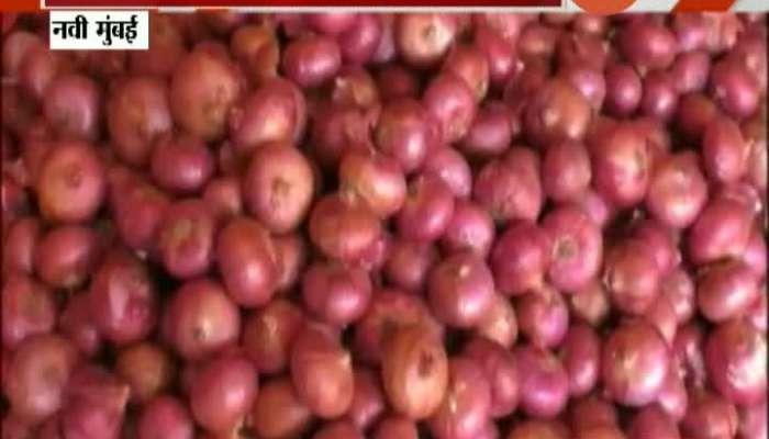 Navi Mumbai APMC Market Onion Price Surge