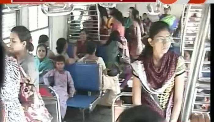 Mumbai Womens Reaction On Railway To Start Local Train Service For Womans