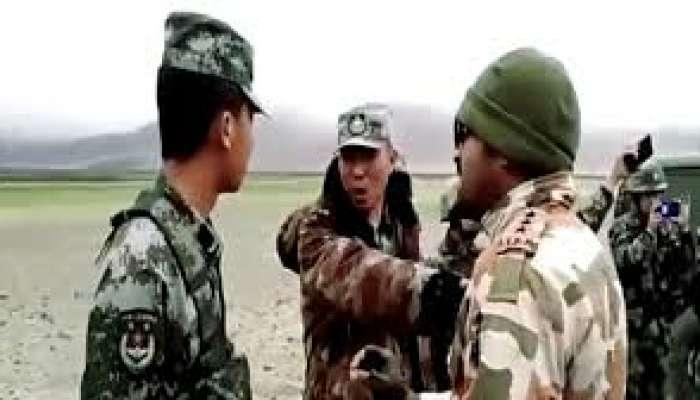 आंतराष्ट्रीय बातम्या । लडाख : डेमचोक सेक्टरमध्ये एका चीनी सैनिकाला पकडले
