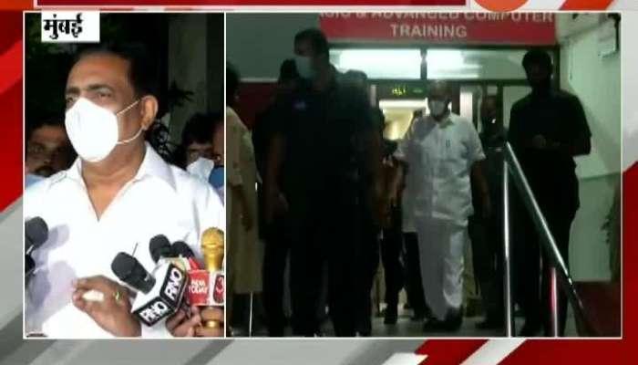 Mumbai NCP Leader Jayant Patil On Eknath Khadse Joining NCP