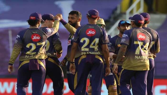 IPL 2020 : ५९ धावांनी जिंकून KKR संघ टॉप ४ मध्ये