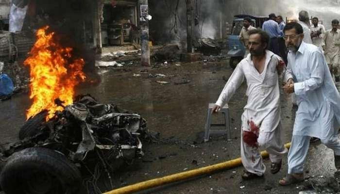 पाकिस्तानात मदरशात बॉम्बस्फोट, सात जणांचा मृत्यू तर ७० जखमी