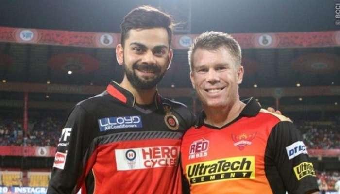 IPL 2020 : आज बंगळुरु विरुद्ध हैदराबाद यांच्यात रंगणार सामना