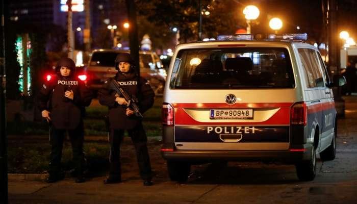 फ्रान्सपाठोपाठ ऑस्ट्रियात दहशतवादी हल्ला; दोघांचा मृत्यू