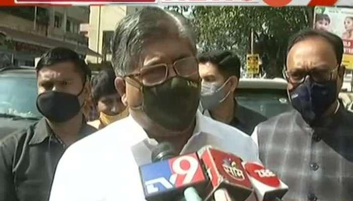 Mumbai,Raigad Police Arrest Republic Tv Editor In Chief Arnab Goswmi Arrested BJP Leader Chandrakant Patil Reaction