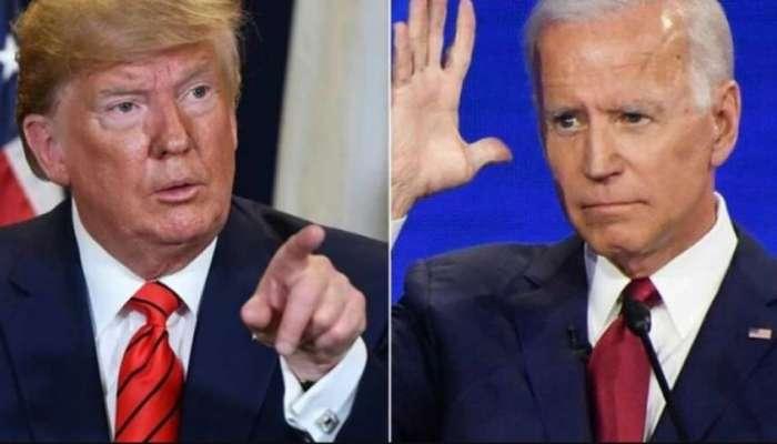 अमेरिका राष्ट्राध्यक्ष निवडणूक : बायडेन आघाडीवर तर ट्रम्प पिछाडीवर