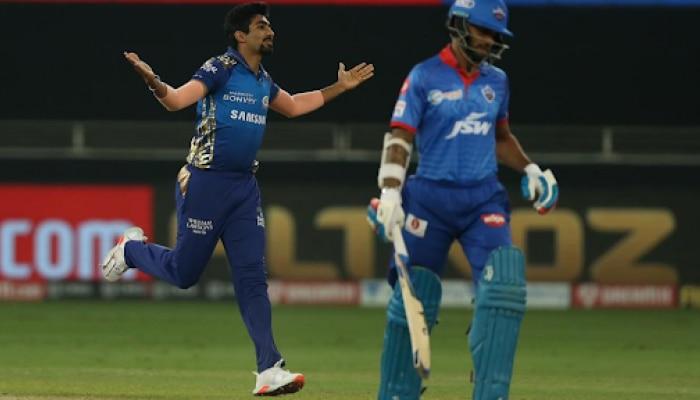 IPL 2020 : सहाव्यांदा मुंबईच्या संघाची Final मध्ये धडक